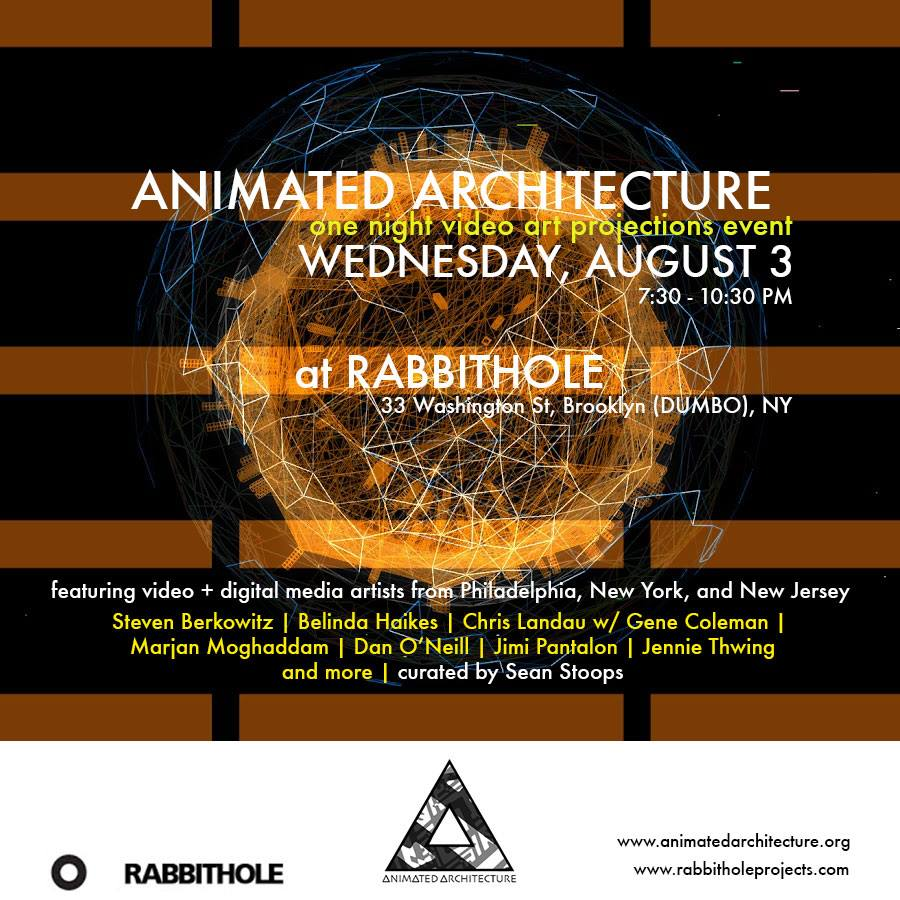 Animated Architecture